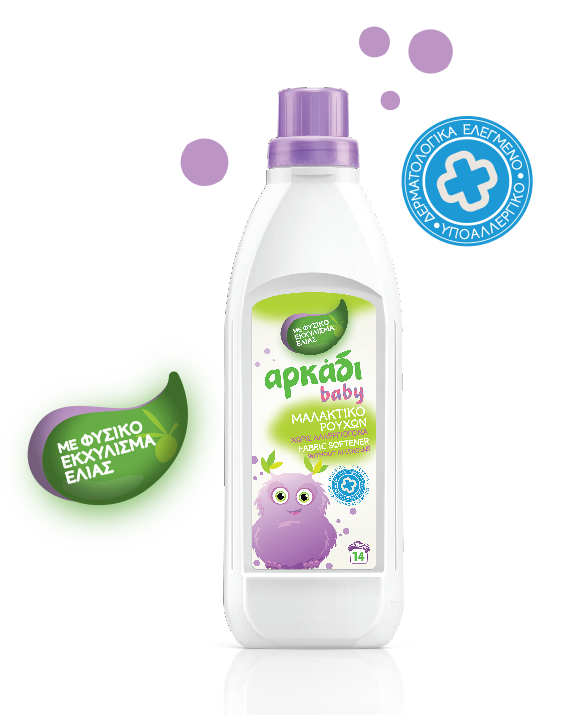 Arkadi Baby Softener Natural Olive Extract