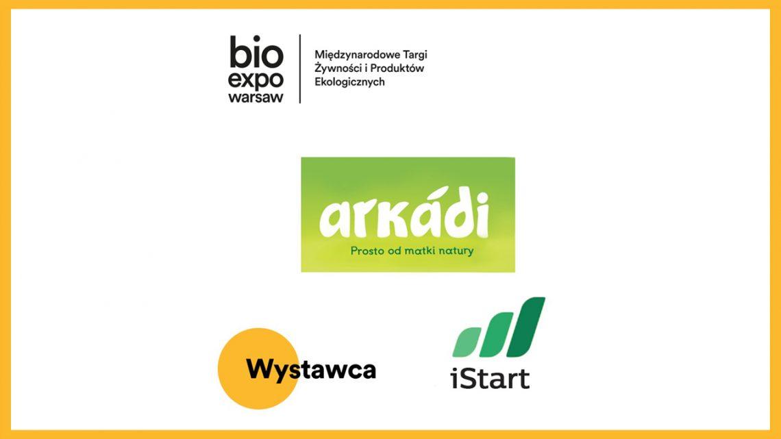 Διεθνής Εμπορική Εκθεση Βιολογικών Προϊόντων Τροφίμων BIOEXPO Βαρσοβίας - Βράβευση Αρκάδι